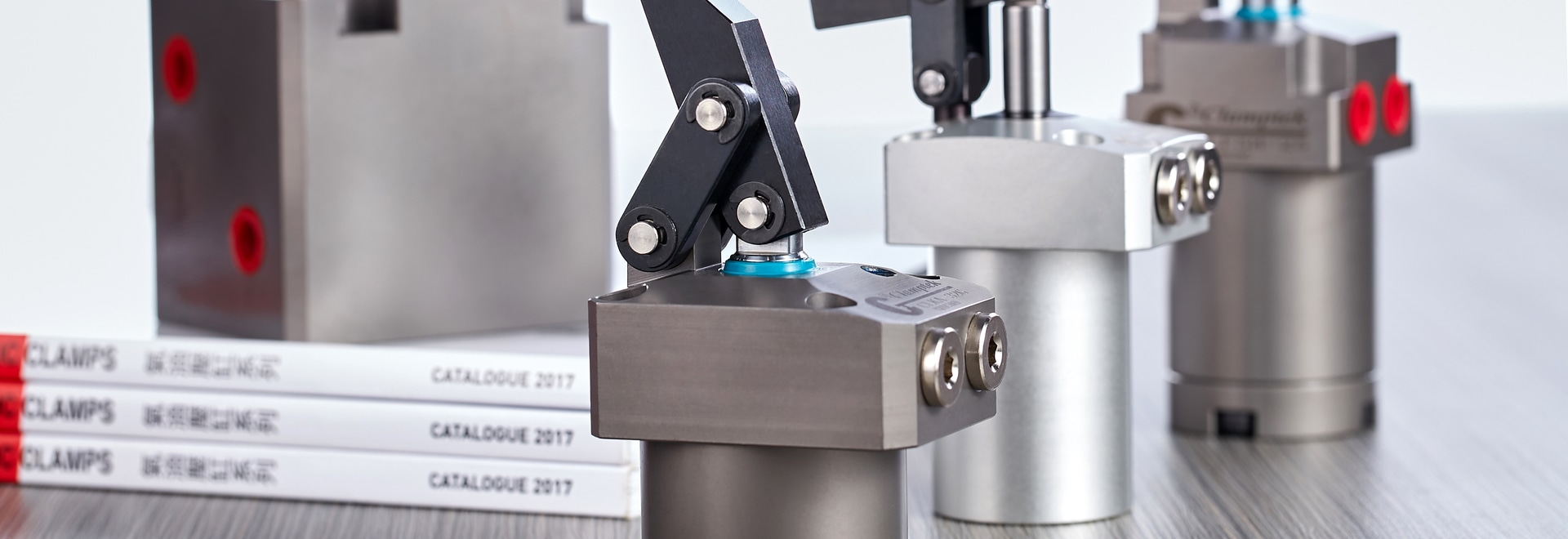 Clamptek in IMTS Chicago 2018 @Booth 121184