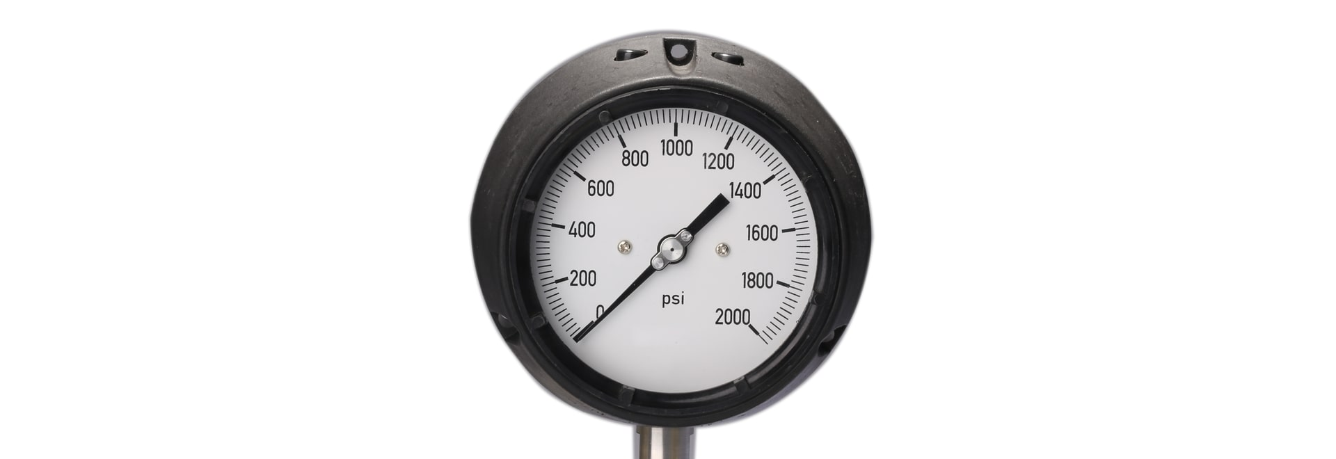 The classification of the pressure gauge