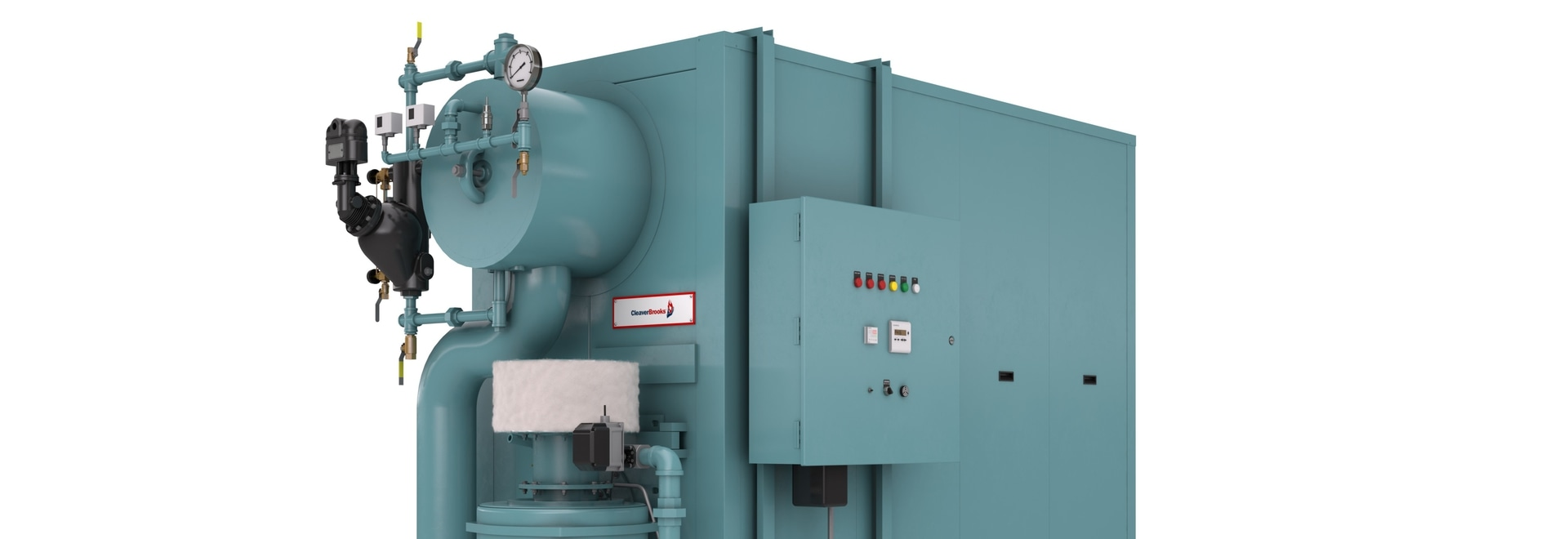 Cleaver-Brooks Introduces Model FLX Premix Boiler - Thomasville, GA ...