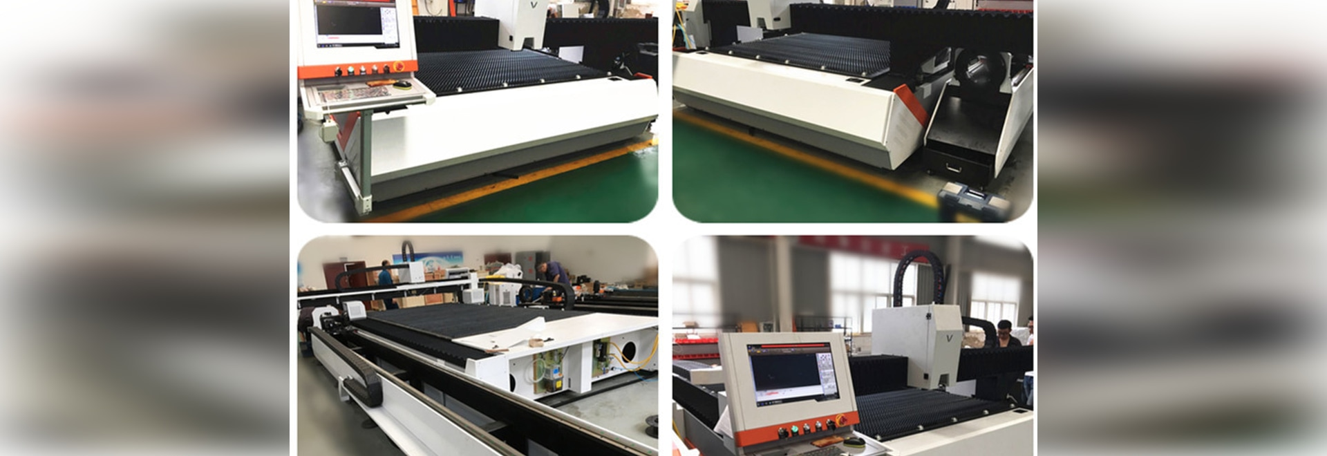 Cnc Fiber Laser Metal Pipe Cutting Machine For Square / Rectangular Tube And Sheet & Cnc Fiber Laser Metal Pipe Cutting Machine For Square / Rectangular ...