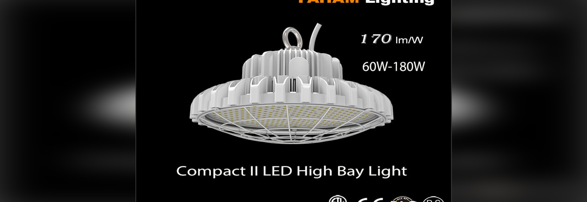 Compact II LED High Bay Light