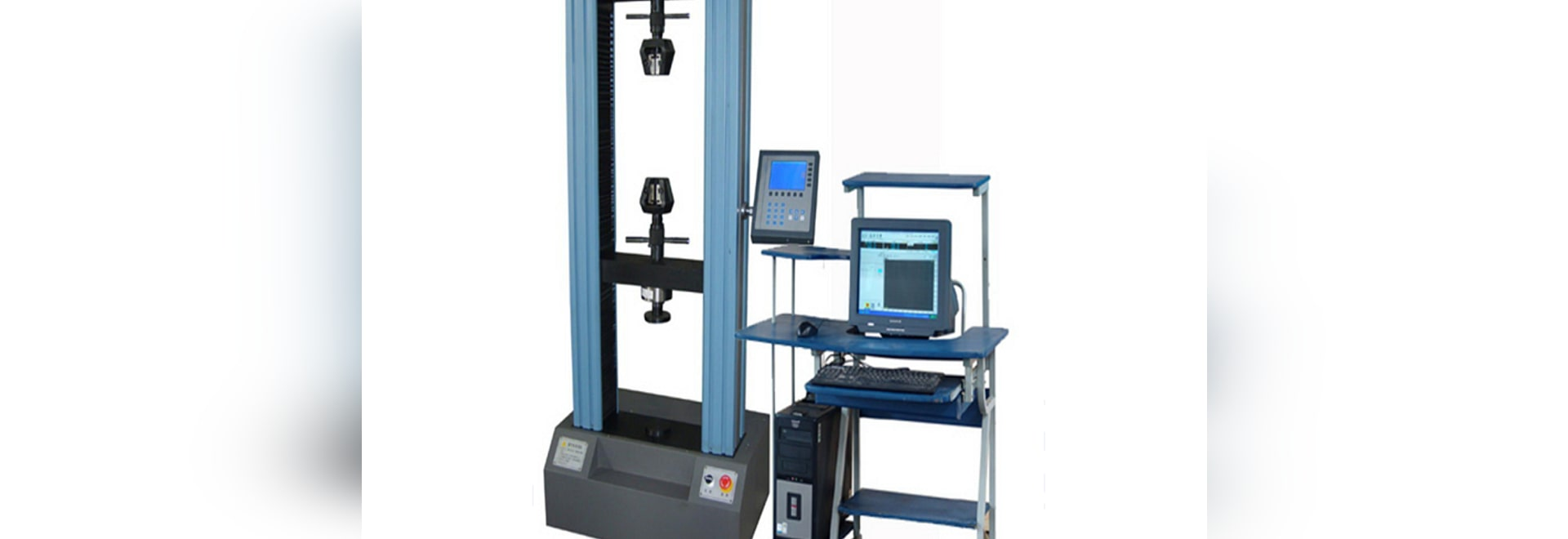 Computer Servo Control Tensile Tester