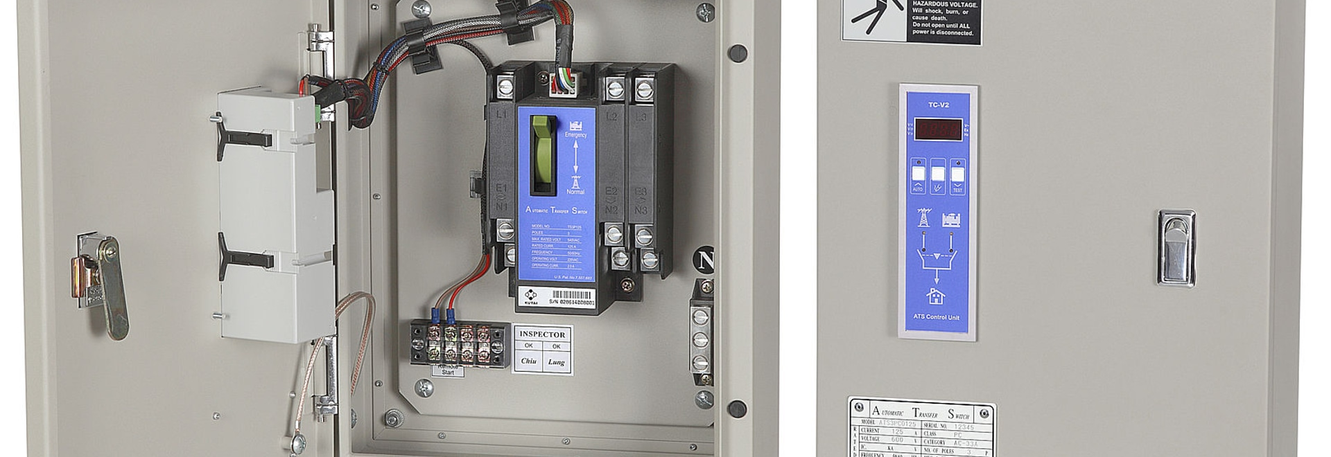 Contactor Based Automatic Transfer Switches - Kutai Electronics ...