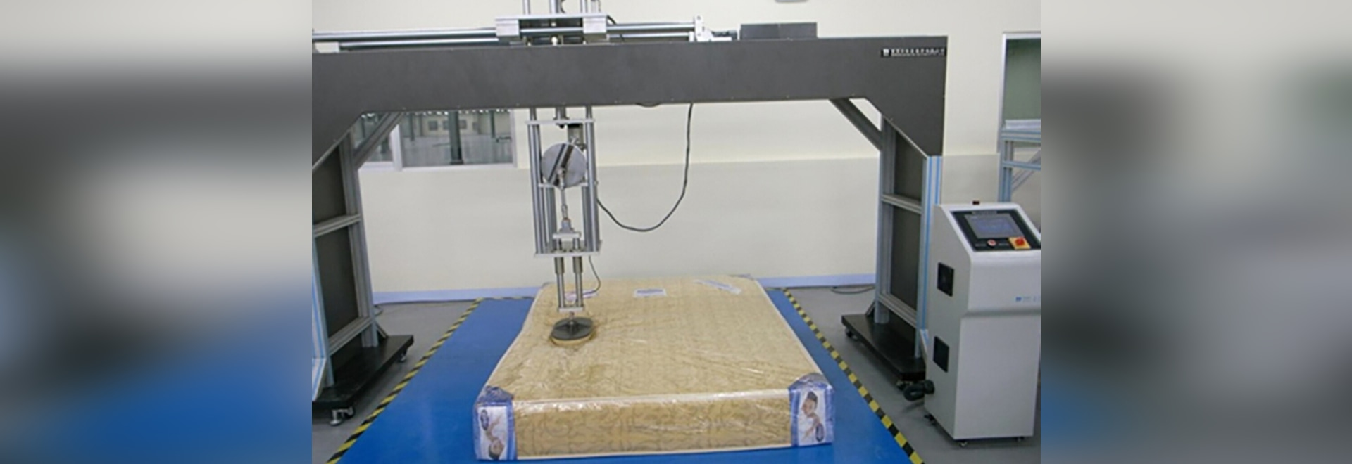Cornell Mattress Durability Testing machines