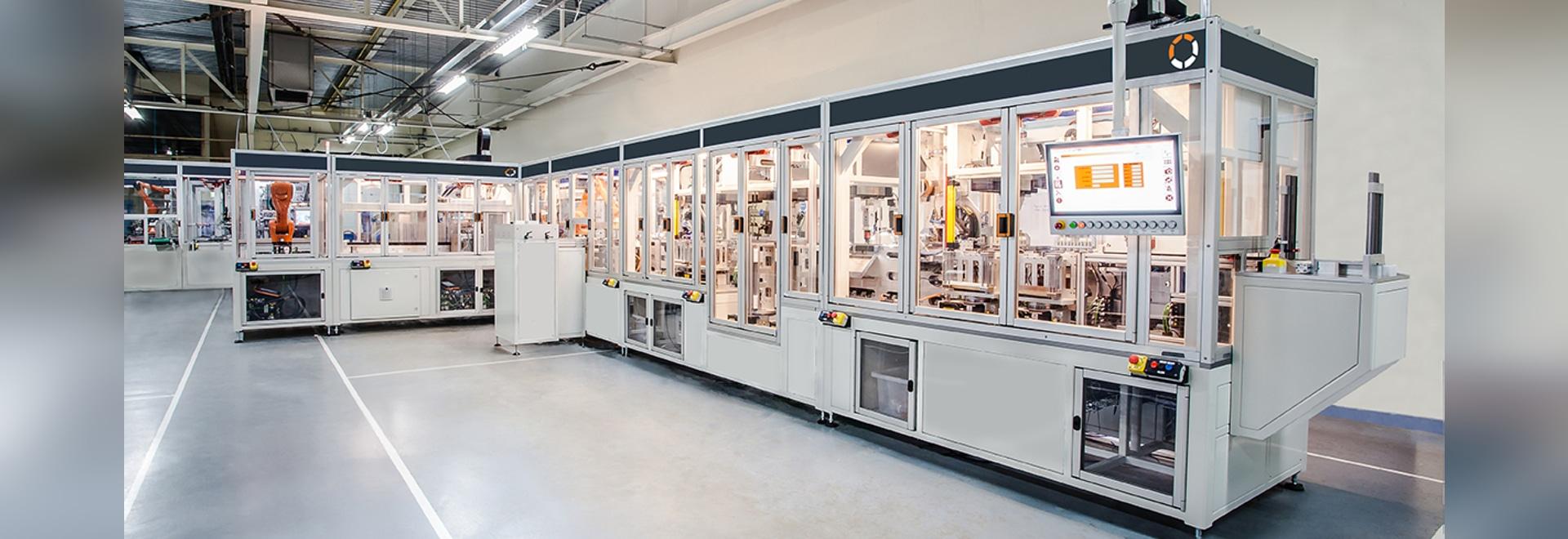 DesignPro production line