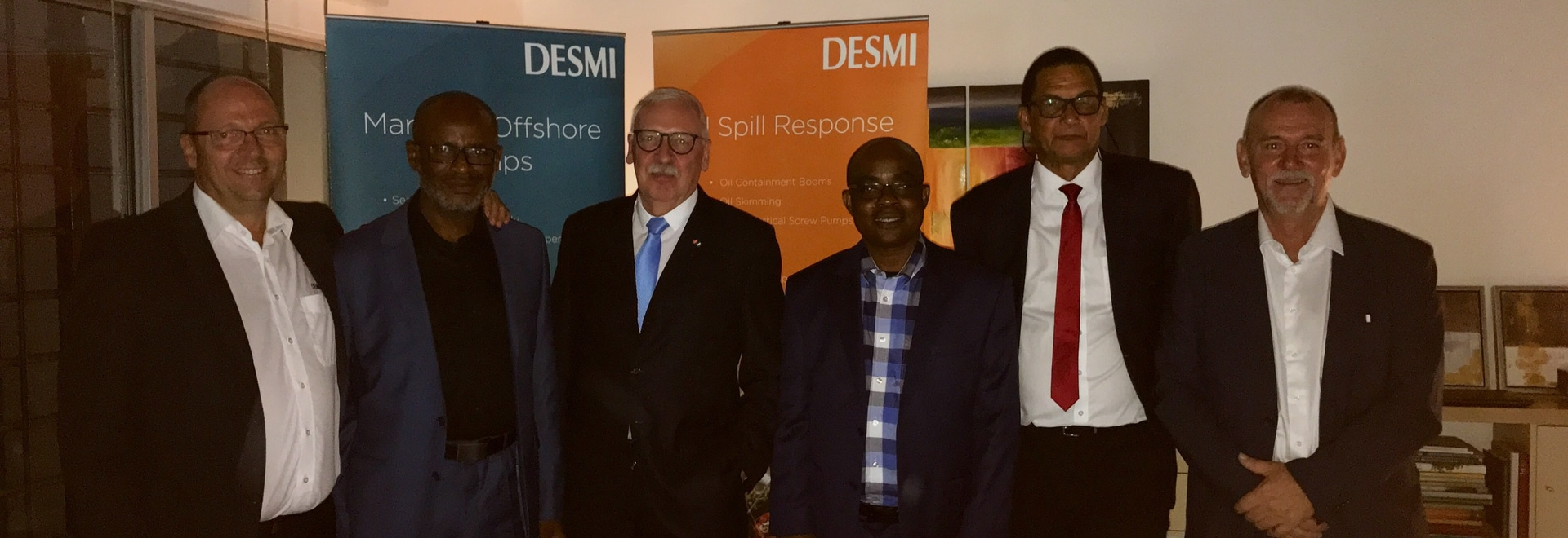 DESMI increases activities in Nigeria
