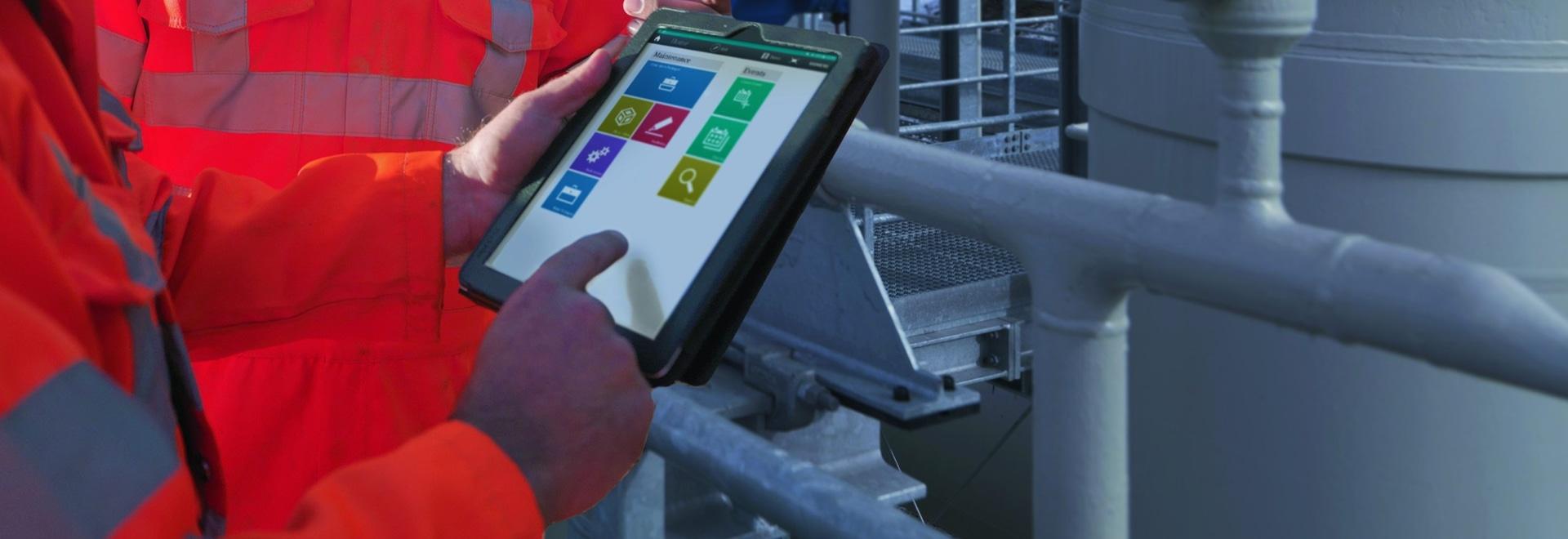 Digital assistant for maintenance personnel