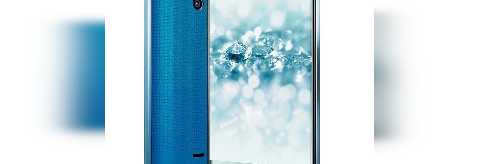 DURABIO resin previously used on the Front Panel of Sharp's AQUOS CRYSTAL 2 Smartphone. Image via Sharp Corporation.