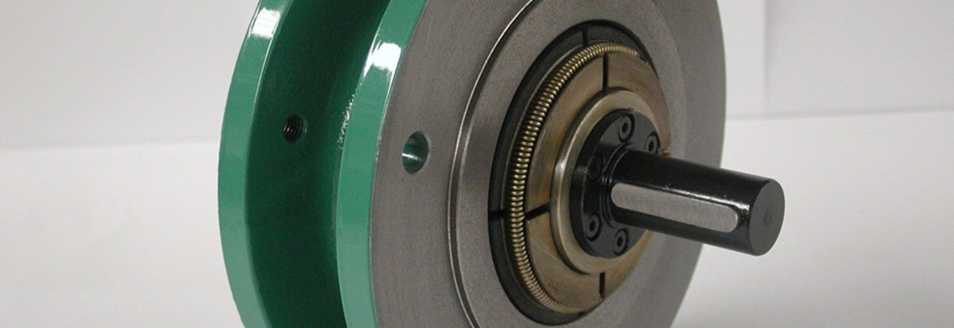 EC centrigugal overspeed safety brake; with or without drums