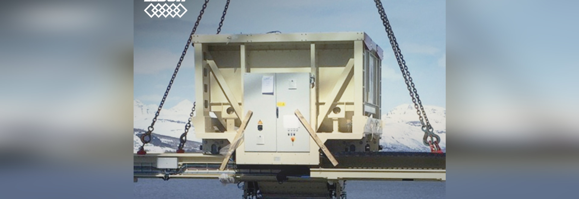 Eldon supplies electrical installation for advanced Van Aarsen bulk robot