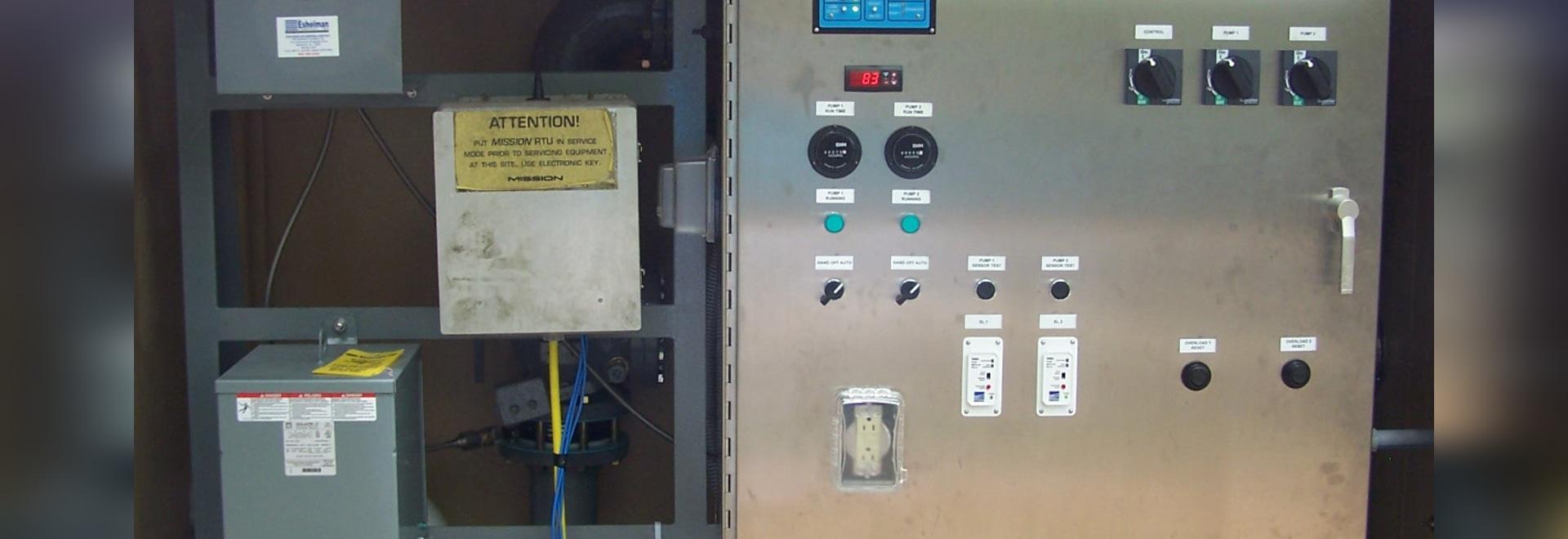 Emergency Lift Station Installed in a 6-Week Timeframe