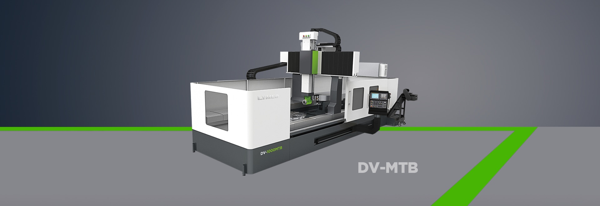 Enhance your profitability with LYMCO's highly customized DV-MTB