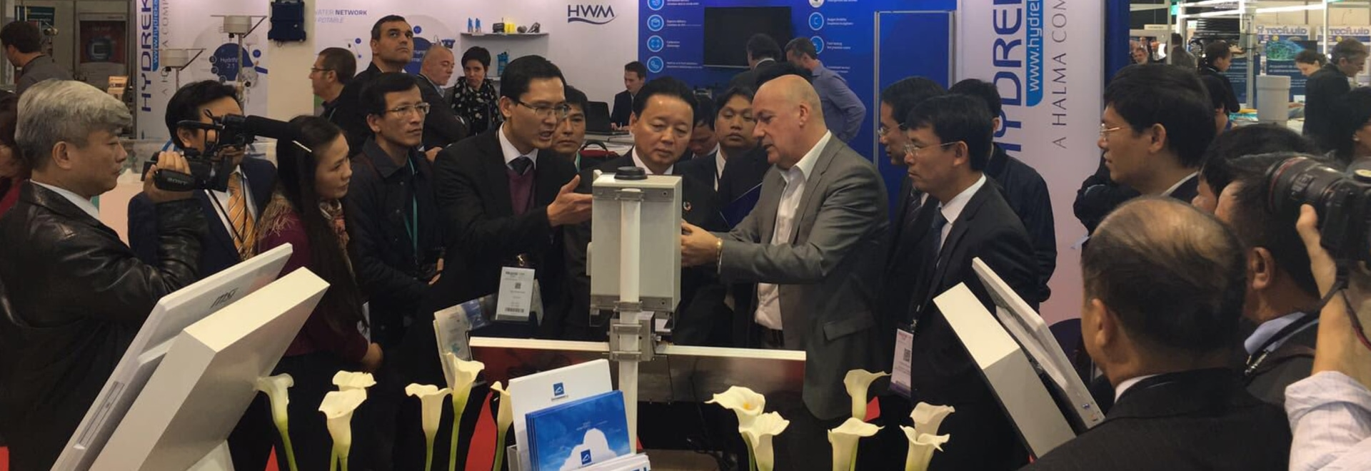 ENVEA, an international group at the forefront of innovation in all aspects of environmental and process measurement.