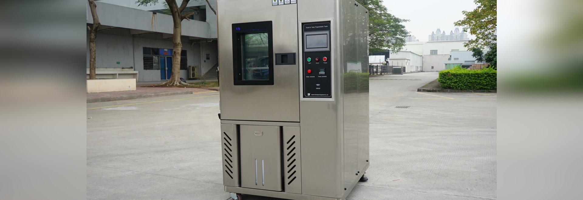 environmental  testing chamber