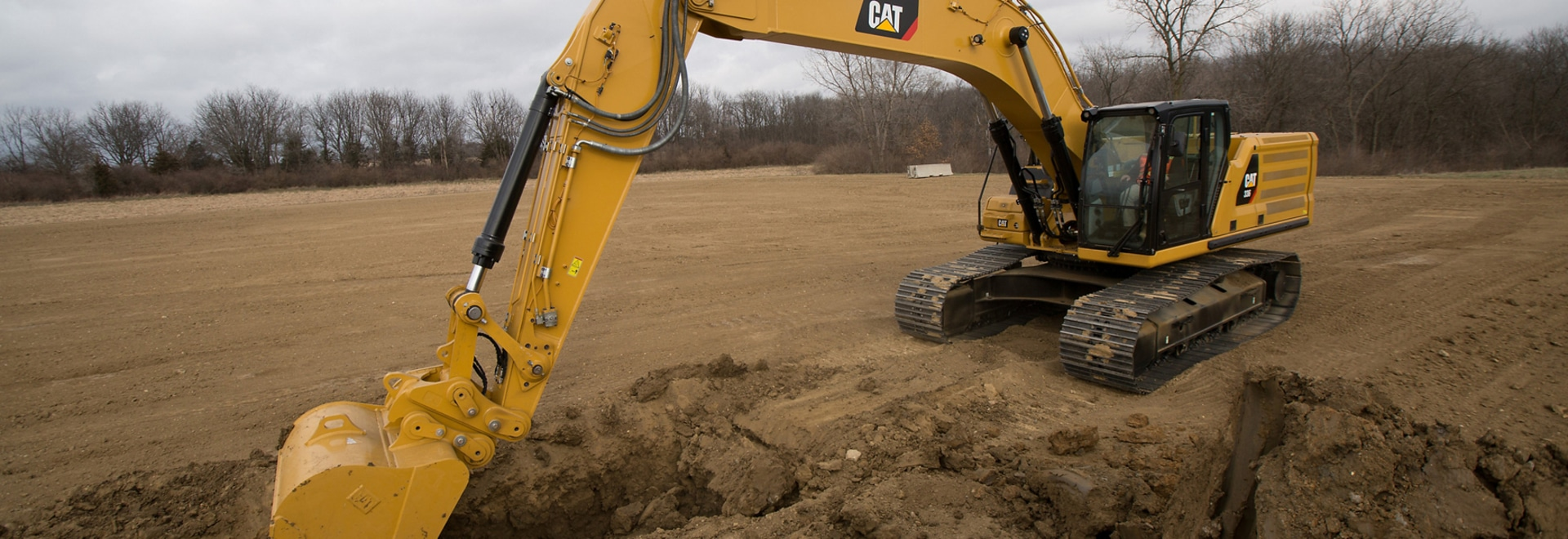 The excavators are said to have next generation technology