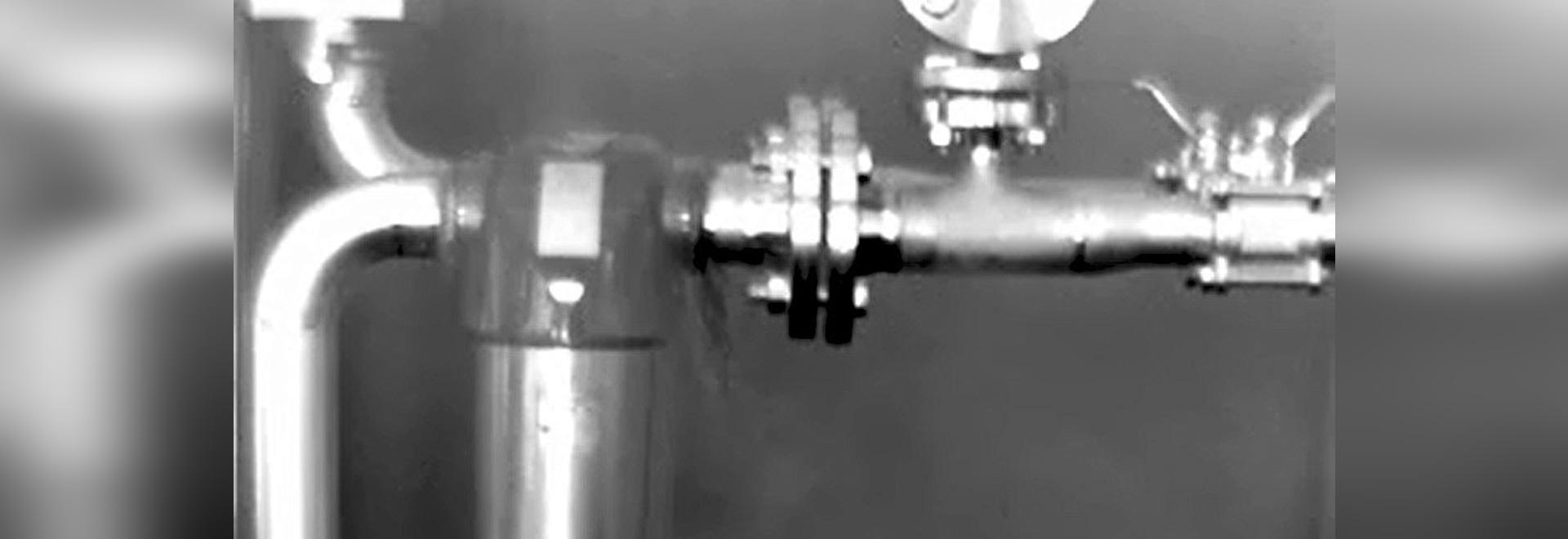 FLIR GF343 Detects Hard-to-find Carbon Dioxide Leaks