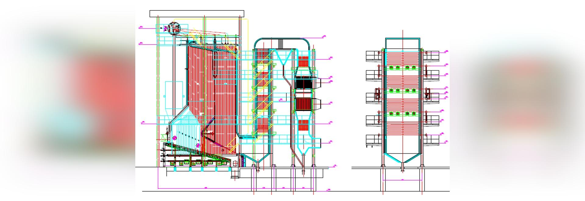 30t/h vinasse fired power plant boiler - 1169 Bei Tian Men Da Jie ...