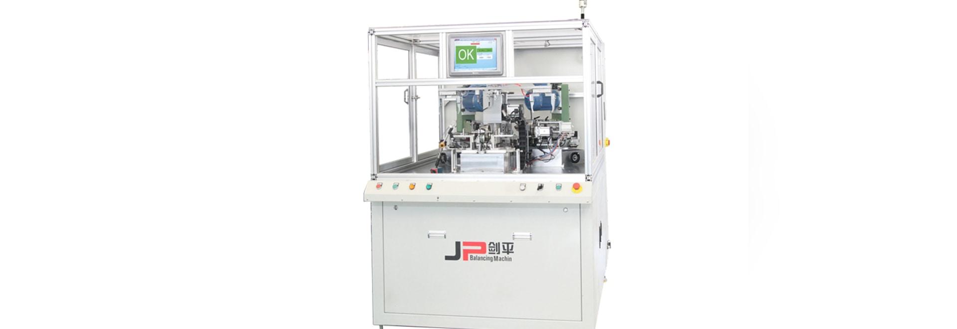 Generator Rotor Automatic Balancing Machine