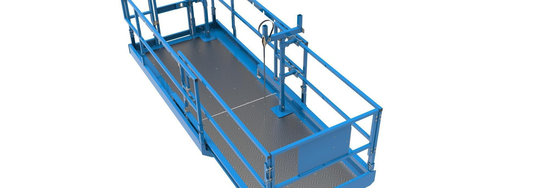 Genie Lift Tools Material Carrier