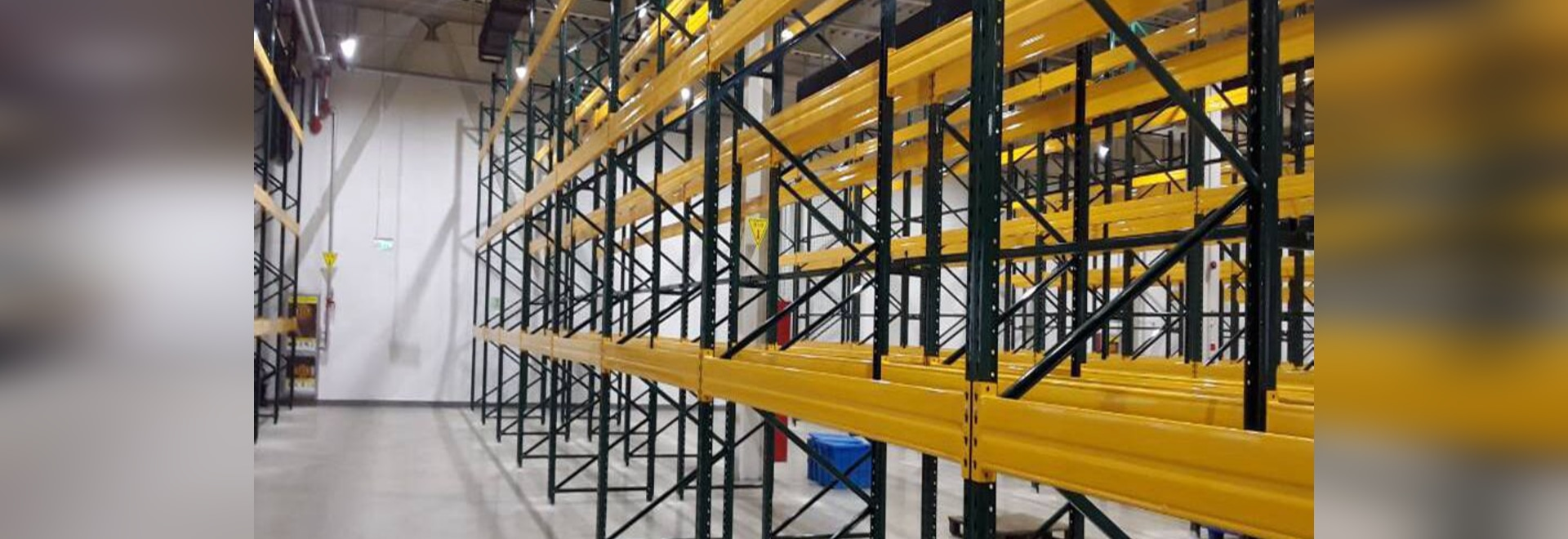 boxes on photo of stock rendering white isolated rack cardboard warehouse full