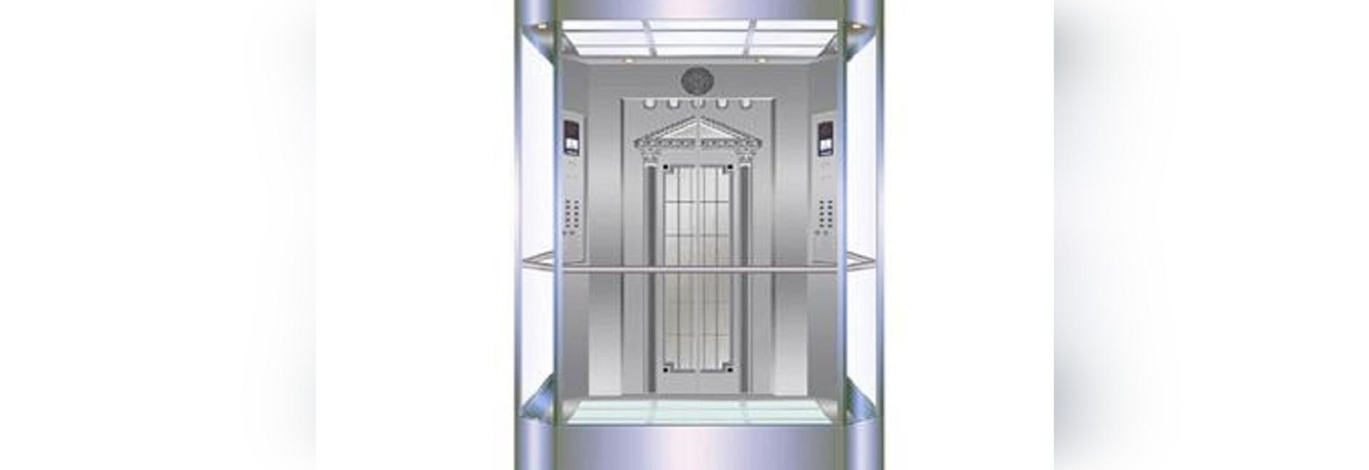High quality elevator created by HGLaser cutting machine