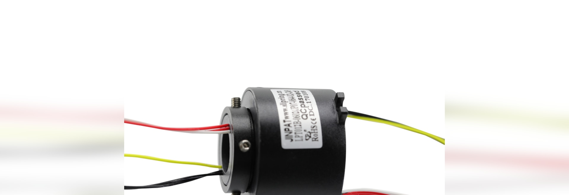High-Speed Though Bore Slip Ring