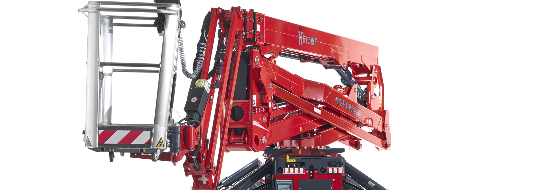 Hinowa introduces the new LightLift MK2 platforms