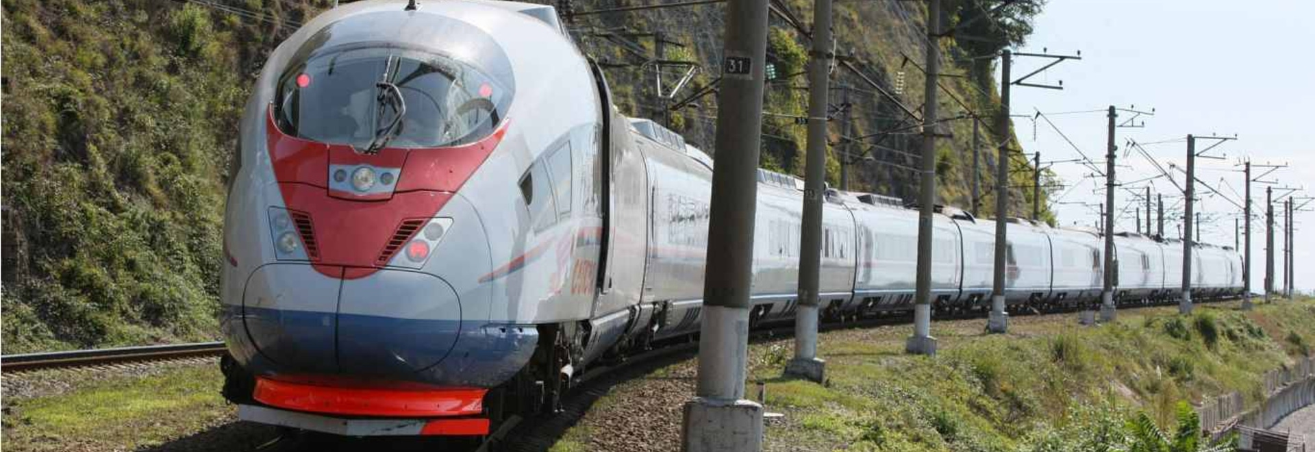 How Inclinometers Keep High Speed Trains Upright
