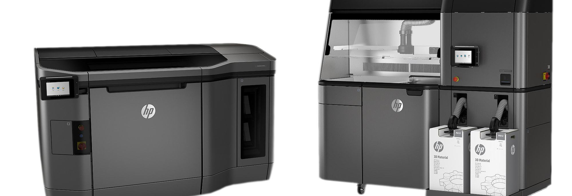 The HP Jet Fusion 3D 4210/4200 Printing Solution. Photo via HP.