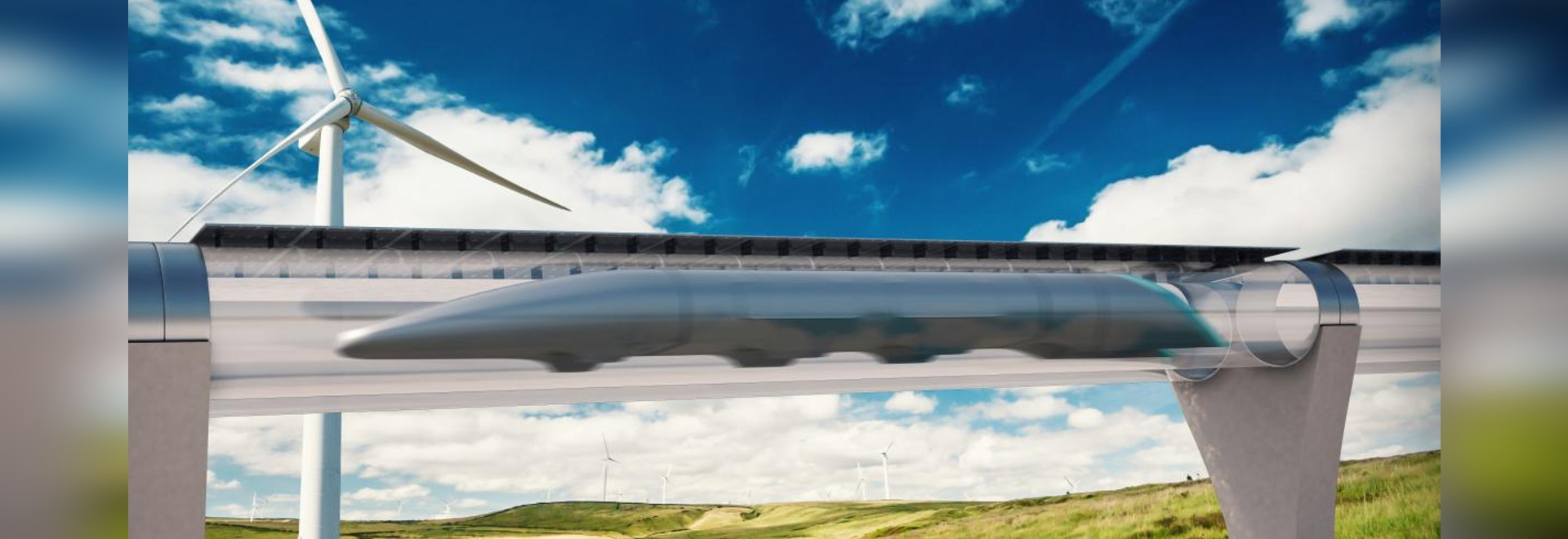 Hyperloop: Traveling at the Speed of Sound