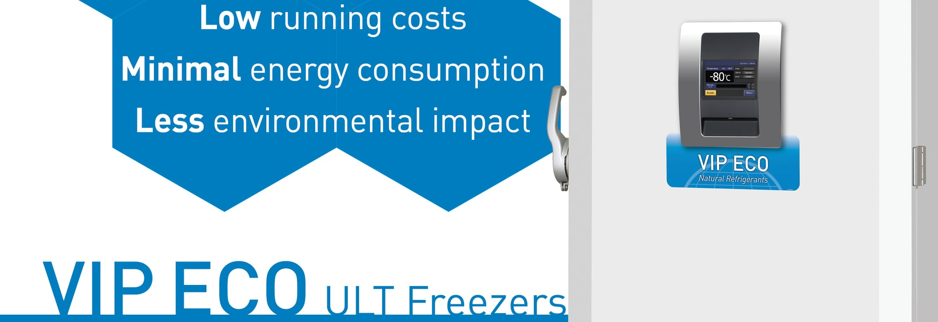 I love: low running costs, minimal energy consumption, less environmental impact