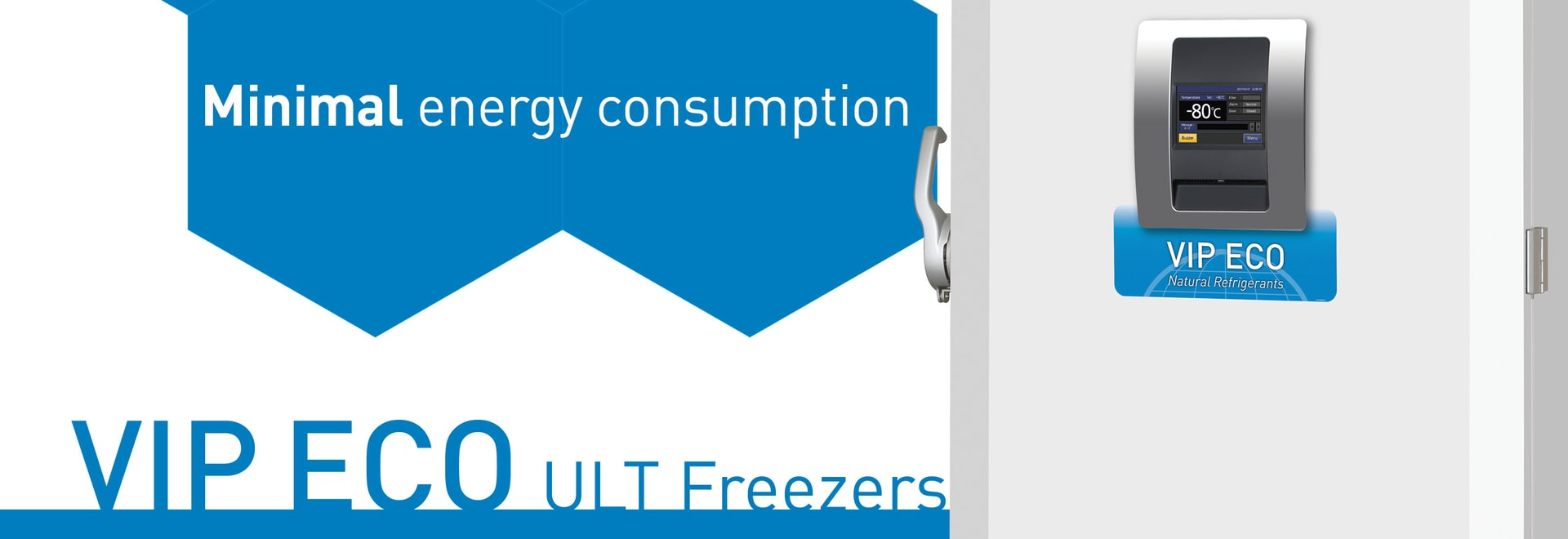 I love minimal energy consumption
