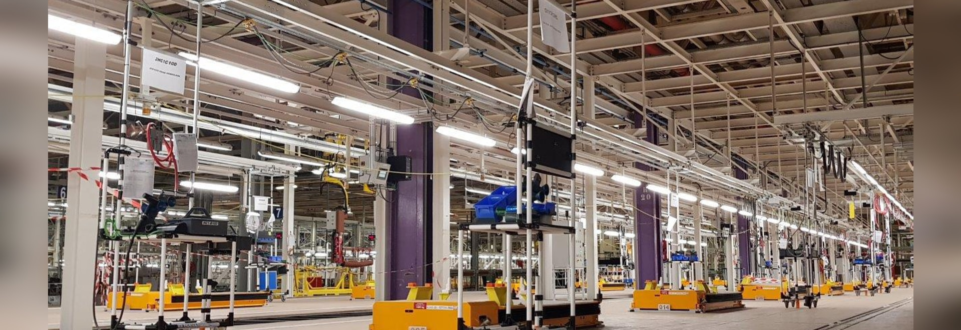 INDEVA Lean System® improves Lean Manufacturing in Automotive Industry