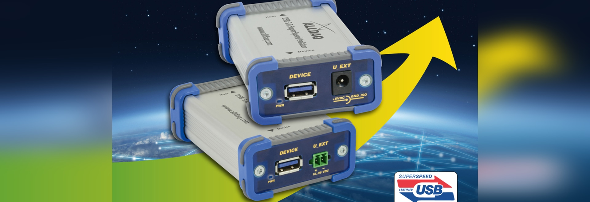 Isolator Keeps USB Ports Clean