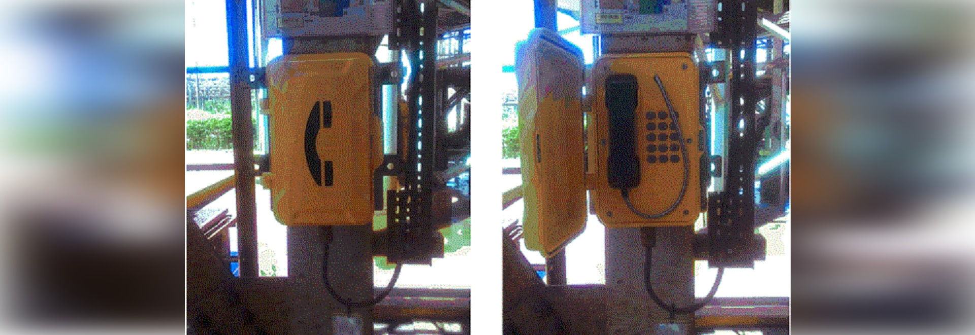 J&R pleased to share with you one more Project News that our Heavy Duty Weatherproof Telephones have been installed in a metal processing plant, in the Philippines.