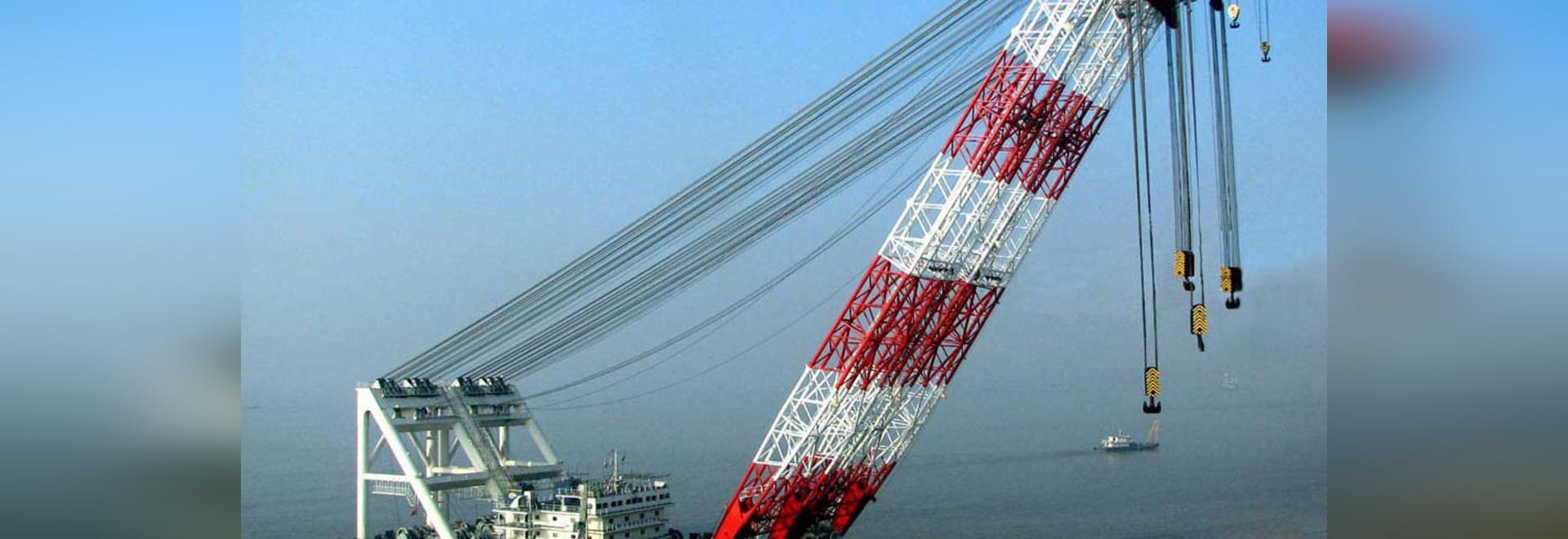 JINPAT Slip Ring for Crane
