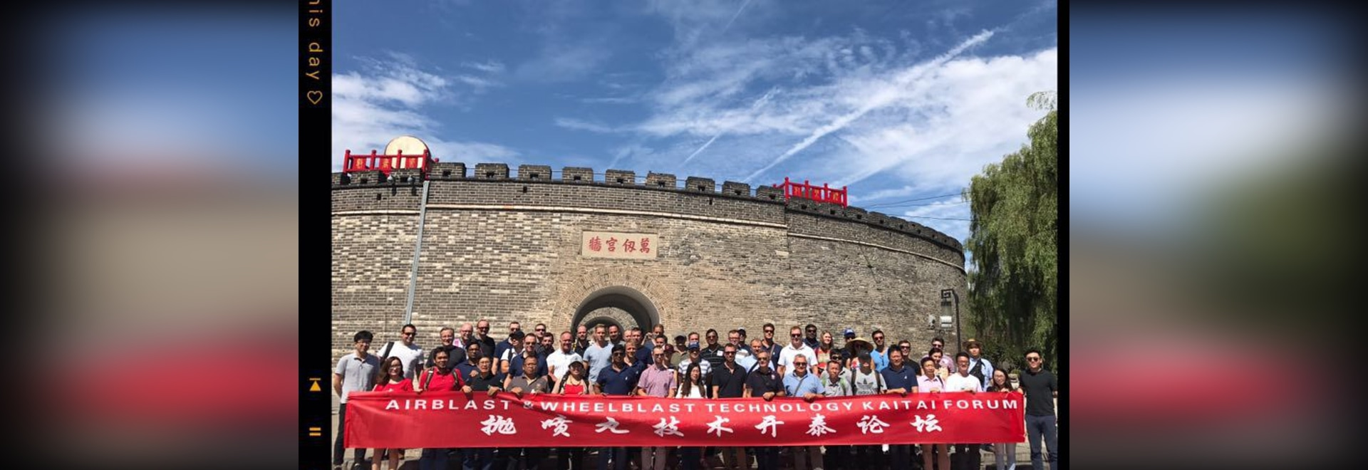 Kaitai arranged  the activity to visit Qufu city-the hometown of Confucius for foreign agents
