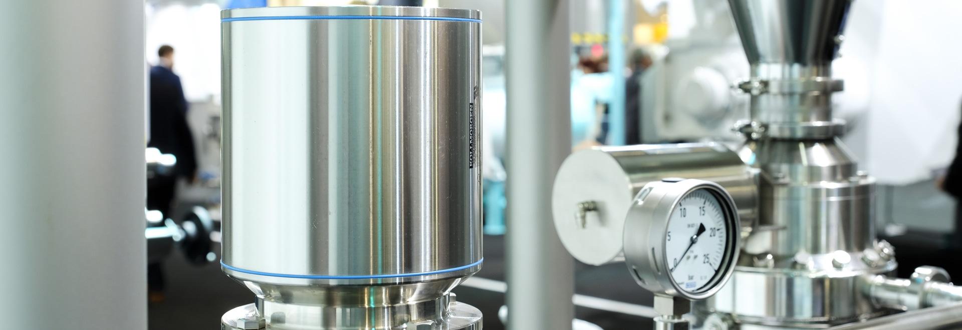 KOLLMORGEN Buehler AKMH Stainless Steel Servo Motor