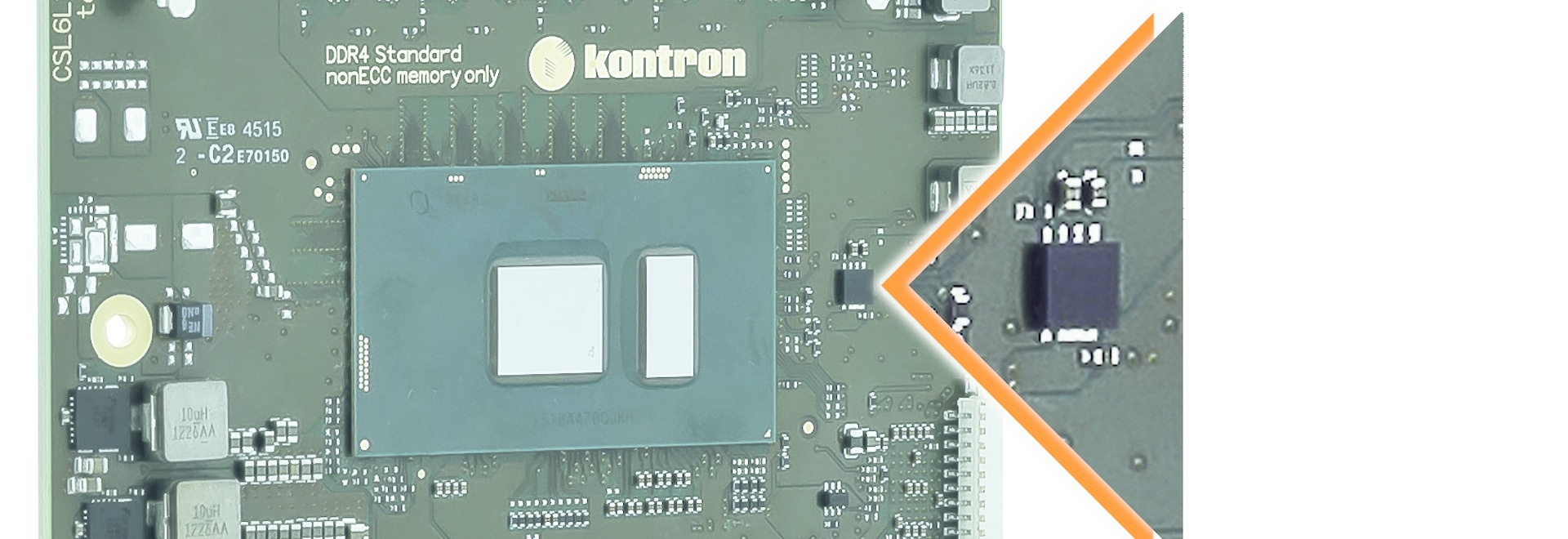 Kontron first to offer embedded hardware security solution product line providing full protection capabilities off-the-shelf