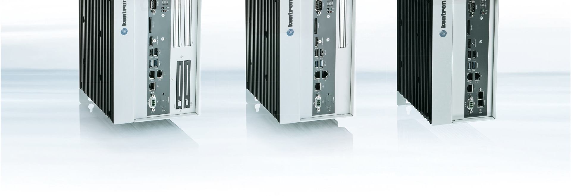 Kontron KBox C-102 Series: High Performance, Scalability, and Maintenance-Free Design