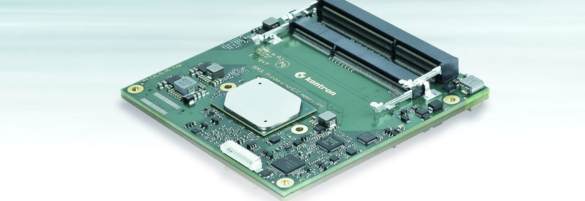 Kontron presents COM Express® compact Computer-on-Module featuring latest generation Intel® Atom™ E3900 processor series