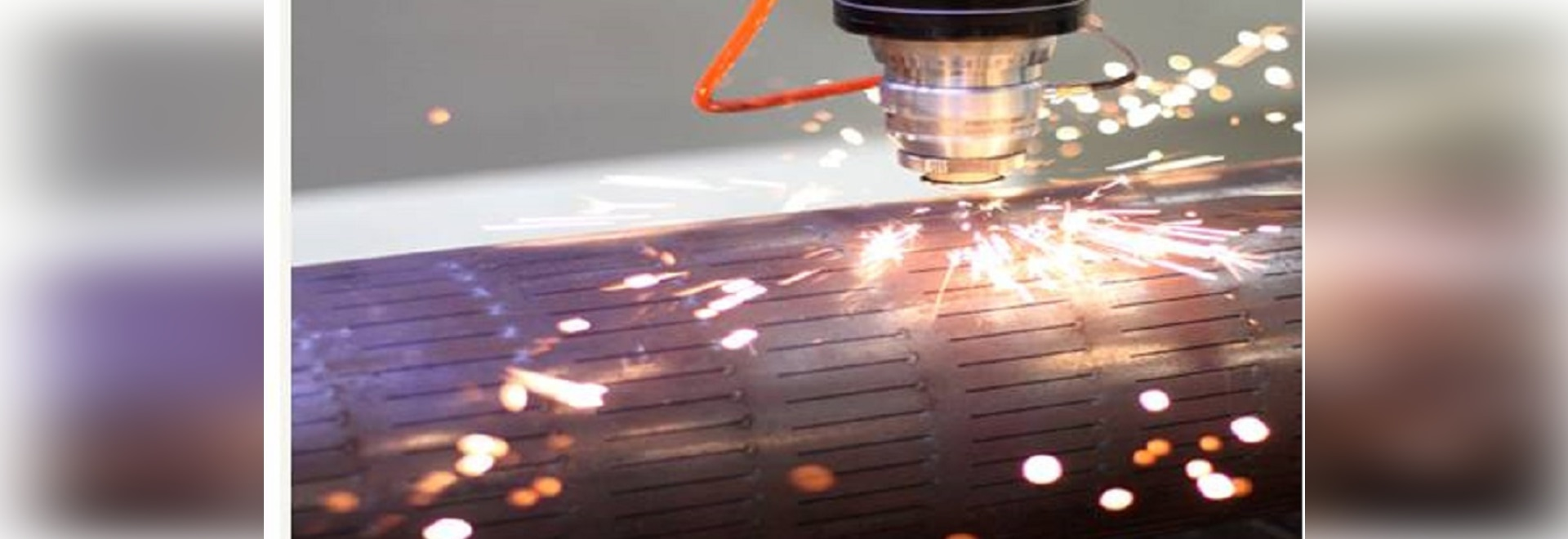 Laser applied in oil Industry