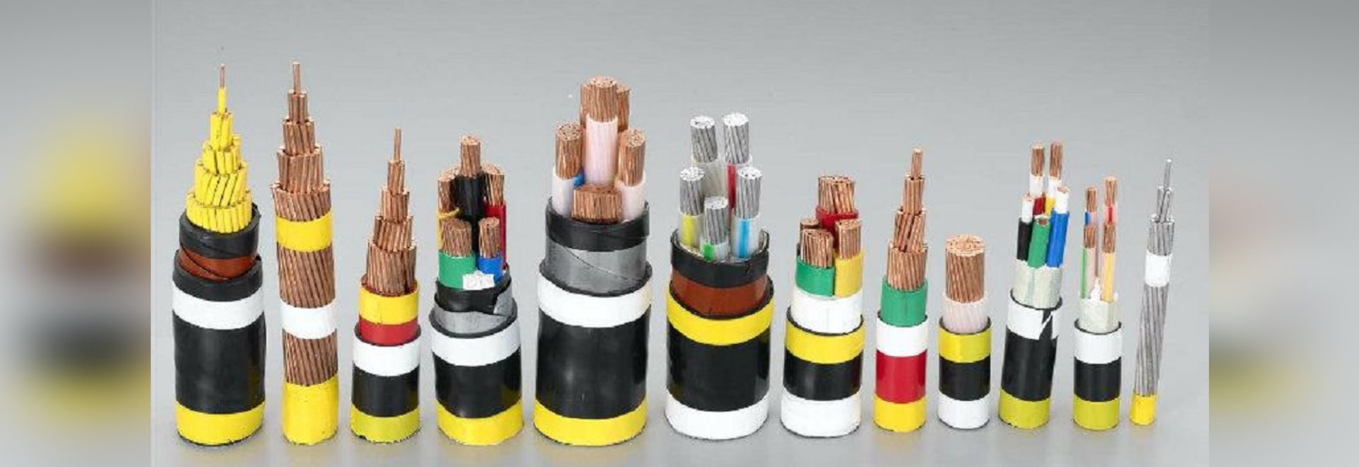 Laser marking on cables
