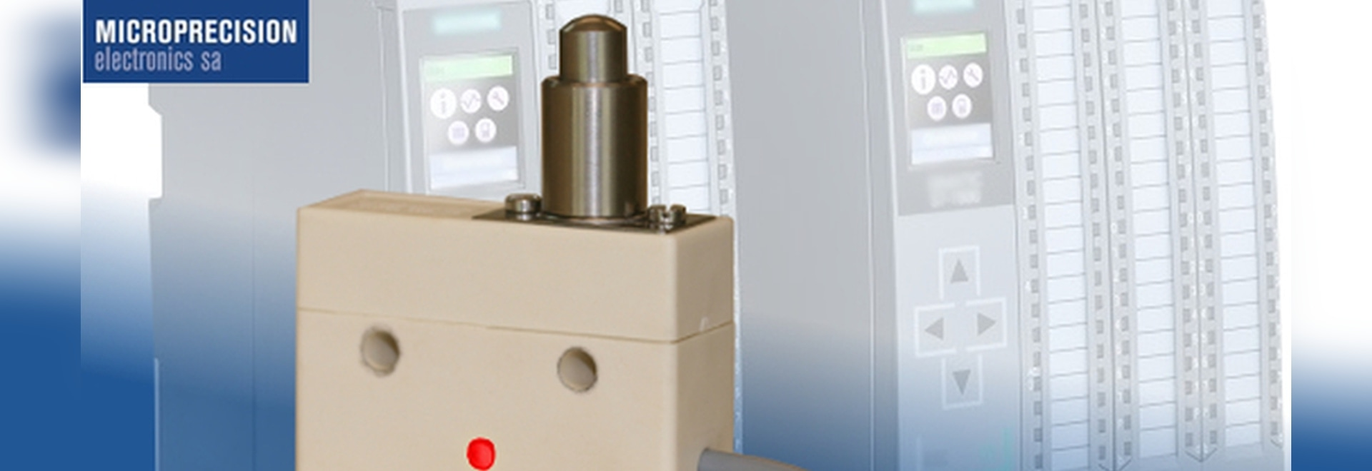 Limit Switch with integrated LED Status Indication