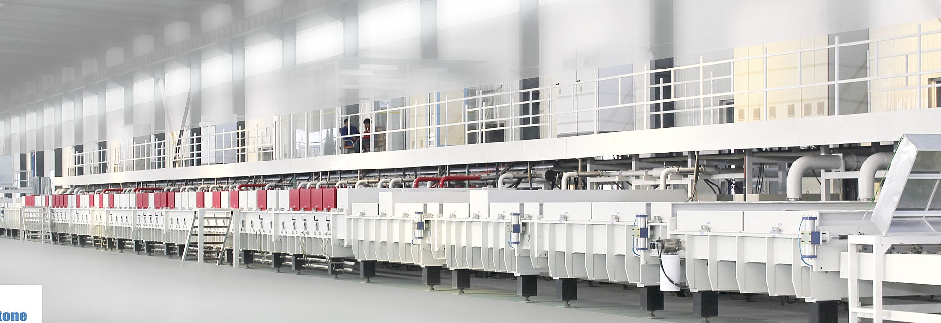 Low-E Glass Magnetron Sputter Coating Line