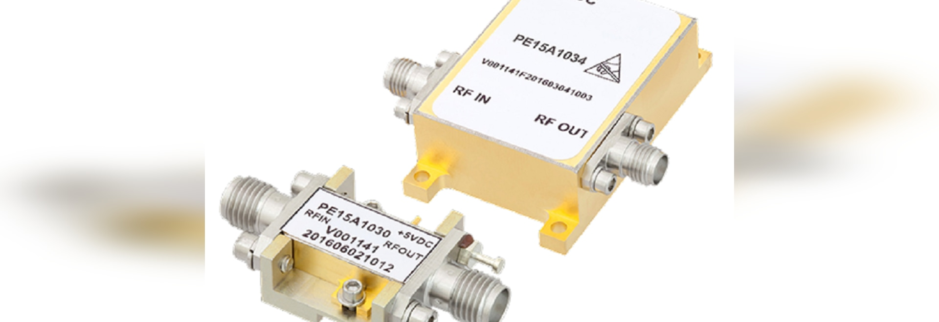Low Phase Noise Amplifier for Microwave and Millimeter Wave Applications Announced by Pasternack