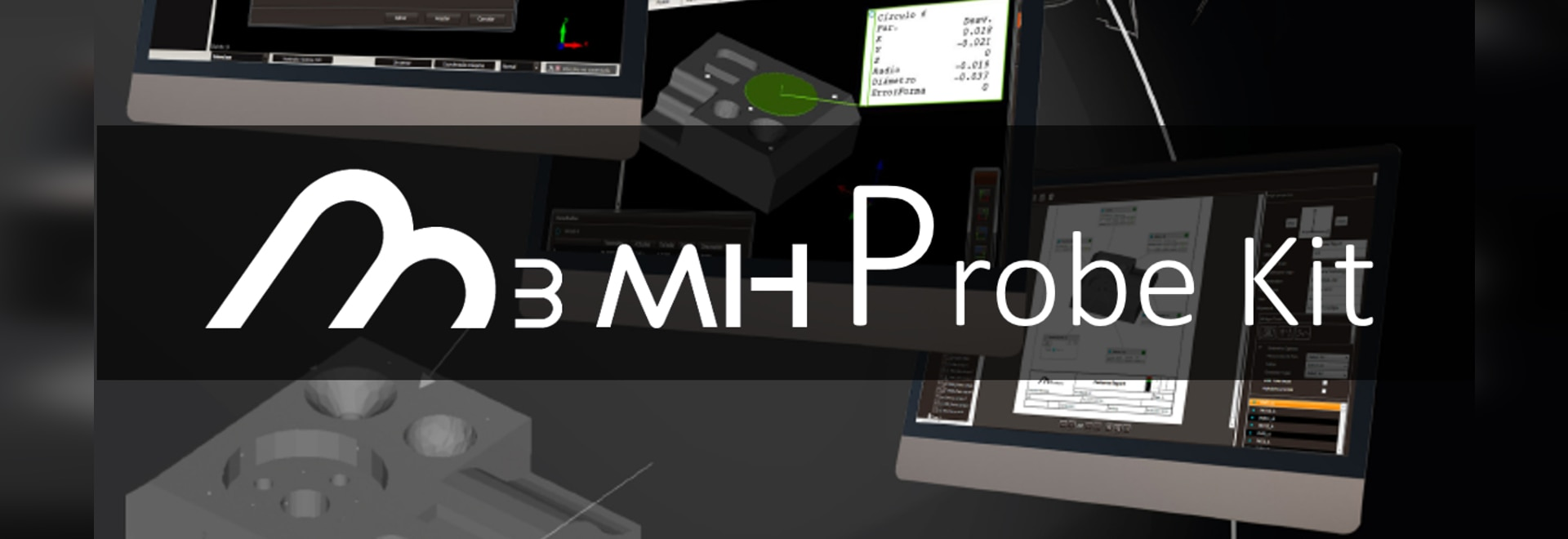 M3MH Probe Kit