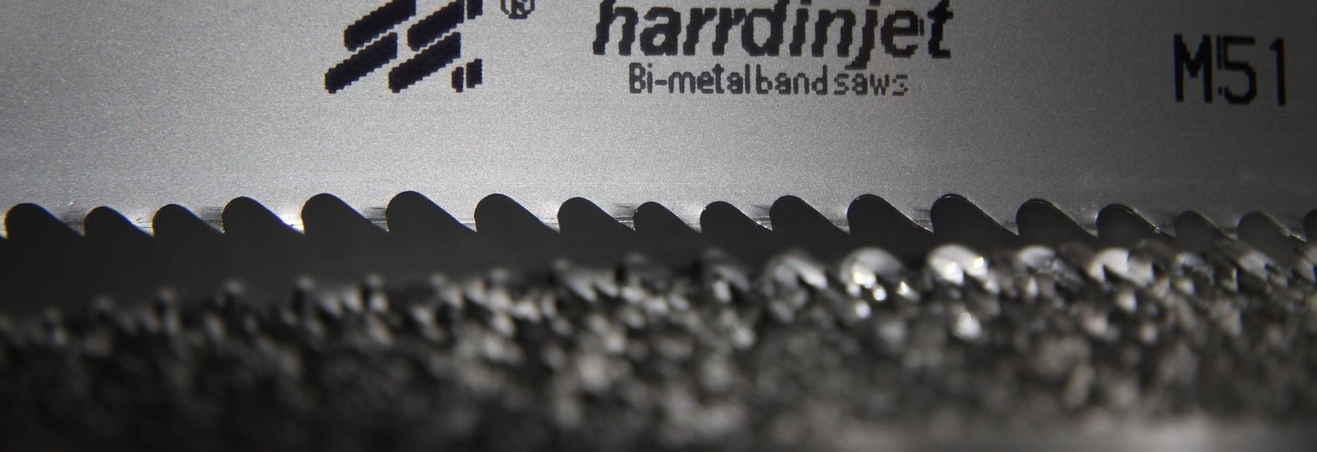 M51 Harrdinjet Bimetal band saw blades