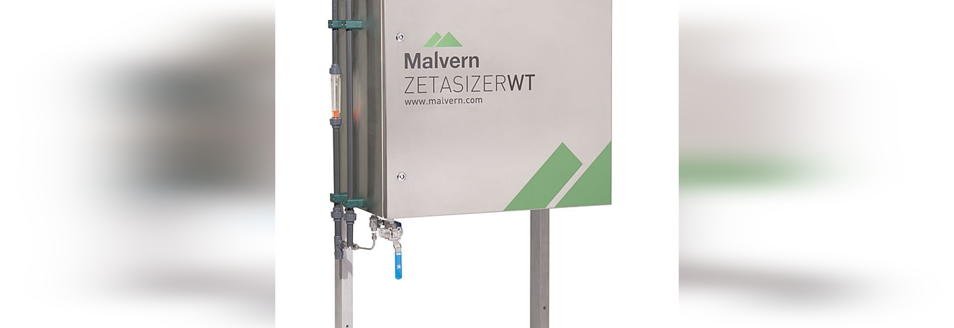 Malvern's Zetasizer WT as its leading measure of clarification performance at Severn Trent Water