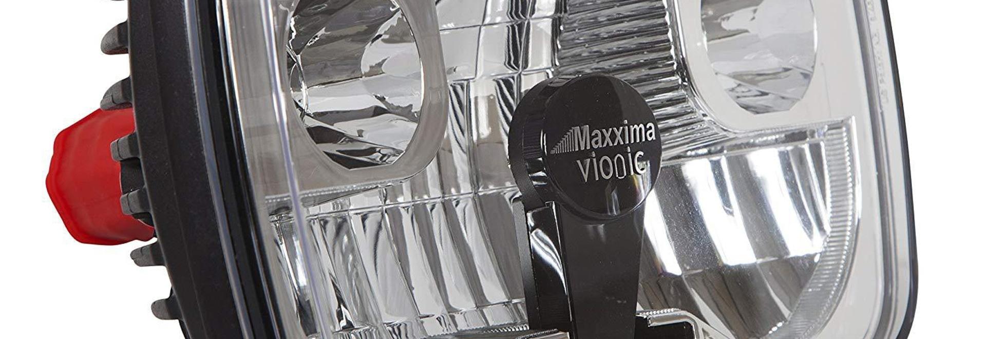 Maxxima MaxxHeat LED Headlamps